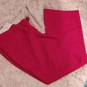 Preloved Red, Gap Modern Boot Trousers